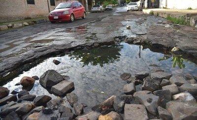 Ranking de baches: Campos de batalla en las calles