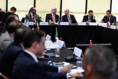 """Los fiscales generales de 11 países revisan con """"lupa"""" el caso Odebrecht"""