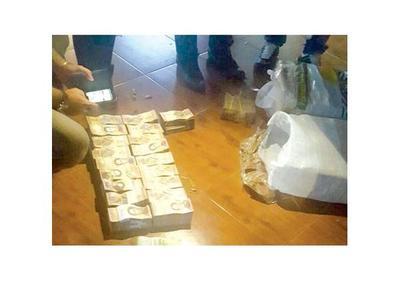 Pidieron más de USD 1 millón  por billetes venezolanos