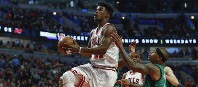 Sin rodeos ni toreros: Los Bulls tiñeron de rojo a los Celtics