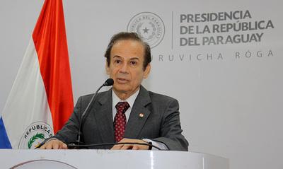 Ministro de Defensa desmiente supuesta movilización especial de militares