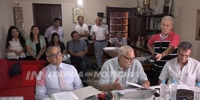 DURAS DECLARACIONES DE SCHMALKO EN CONTRA DE LA AUDITORÍA