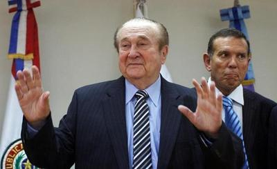 """Fiscalía: """"Hay condiciones para extraditar a Nicolás Leoz"""""""