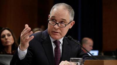 Trump logra que escéptico del cambio climático encabece Agencia de Medioambiente