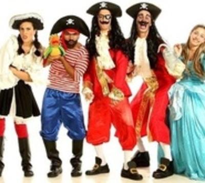 """""""Garfio, una de piratas y princesas"""" llega al Teatro Municipal"""