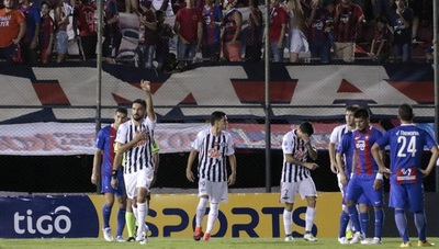 Partidazo en Sajonia, Libertad le ganó a Cerro Porteño 2 a 1
