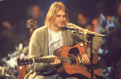 Hace 50 años nacía Kurt Cobain