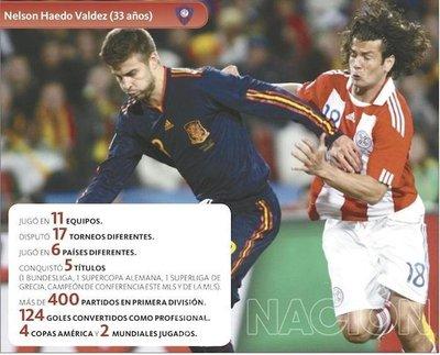 Una generación de oro que le da brillo al fútbol paraguayo