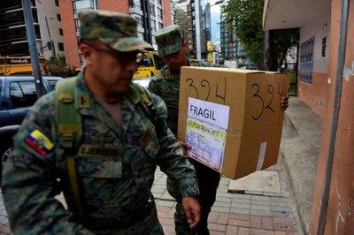 Ecuador elige hoy a un nuevo Presidente