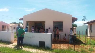 Conflicto por 120 viviendas de la Senavitat en Chore