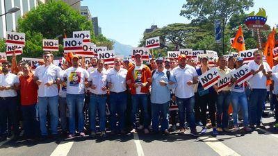 Venezolanos salieron a las calles para exigir liberación de Leopoldo López