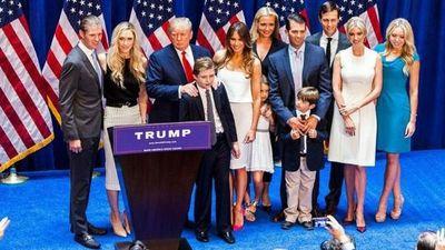 El clan Trump sale caro a los estadounidenses