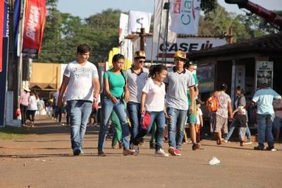 Presentan la 19ª edición de la expo Canindeyú