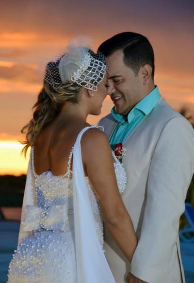 Marly Y El Gobernador, Ya Son Marido Y Mujer