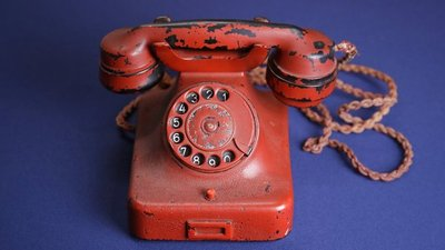 El teléfono personal de Hitler, vendido en Estados Unidos por 240 mil dólares