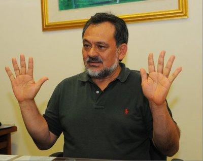 Caso Enmienda: Sixto Pereira dice que falta madurez política