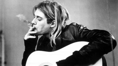 Kurt Cobain: El artista de cincuenta décadas