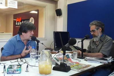 Ricardo Flecha le canta a Silvio Rodríguez