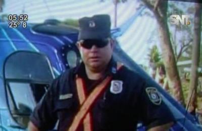 Matan a tiros a miembro de la policía