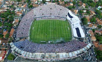 """Gran respaldo a la """"O"""": ¡A estadio lleno!"""