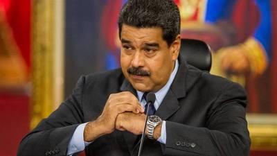 """Maduro advierte a Trump que le están """"imponiendo"""" políticas"""