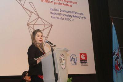 Inició en Asunción foro internacional sobre telecomunicaciones