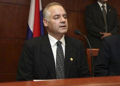 Eligen a Benítez Riera como nuevo presidente de la Corte Suprema de Justicia