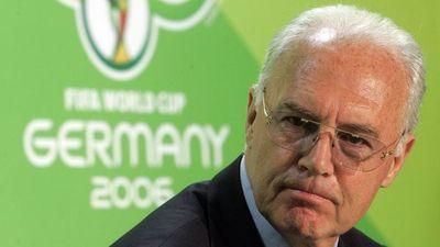 Polémica por pago de 1,8 millones de dólares a Franz Beckenbauer