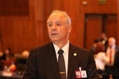 Benítez Riera es Presidente de la Corte Suprema de Justicia