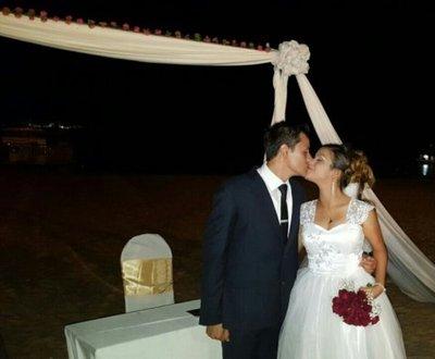 Una historia de amor que se consumó en la Costanera de Asunción