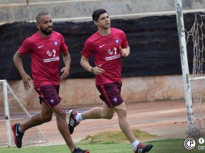 Pereira y Victorino trabajaron de manera diferenciada