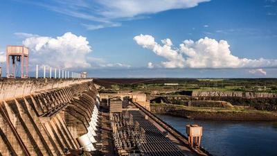 Itaipu: Producción histórica ante demanda récord de ANDE