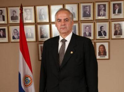 Benítez Riera es el nuevo presidente de la Corte