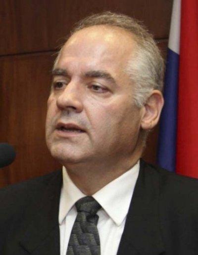 Ministro Benítez Riera es el nuevo presidente de la Corte Suprema
