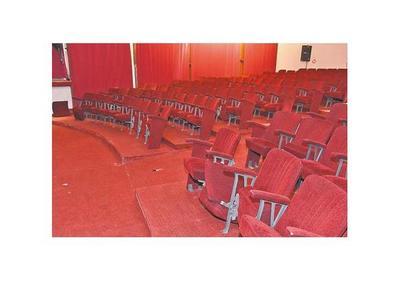 El Teatro del Puerto de Asunción,  inactivo y sin propuestas culturales