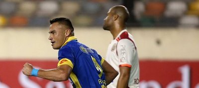 Gamarra se acerca a Fabio como máximo goleador