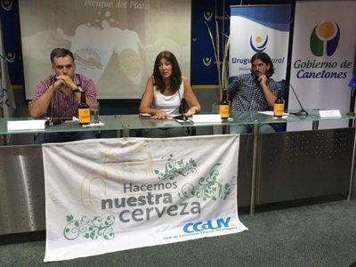 Uruguay: Se anunció la Fiesta de la Cerveza Artesanal en Canelones