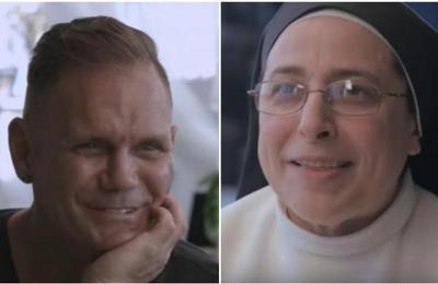 El sincero diálogo entre un actor porno y una monja que la rompe en la web