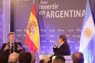 """""""Argentina va crecer este año, pero el desafío es crecer 20 años"""" dice Macri"""
