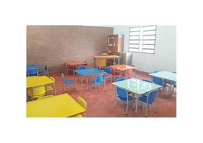 Inauguran aulas en una escuela de Santa Rosa del Aguaray