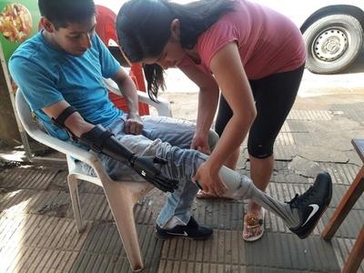 JORGE BENITEZ, UN EJEMPLO DE COMO NO RENUNCIAR ANTE LAS ADVERSIDADES