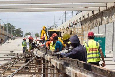 Túnel del superviaducto podrá habilitarse a mediados de marzo