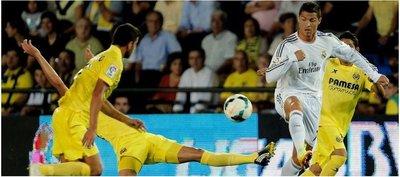 Real Madrid busca reacción ante un absorto Villarreal