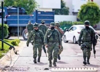 Detienen en México a un capo del Chapo Guzmán