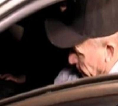 Padres de Abrahán Fehr rompen en llanto luego de encuentro con Franz