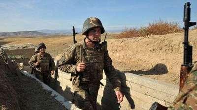 Nuevos combates entre armenios y los azeries en Nagorno Karabaj