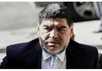 Medalla Maradona se vende en subasta por más de 9.000 dólares