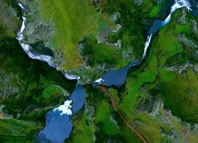 El norte de Europa en vídeo. Quédate sin palabras