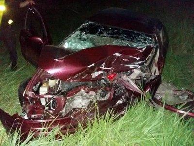 Fatal accidente en Oviedo