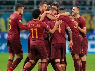 Inter no pudo ante Roma jugando en casa